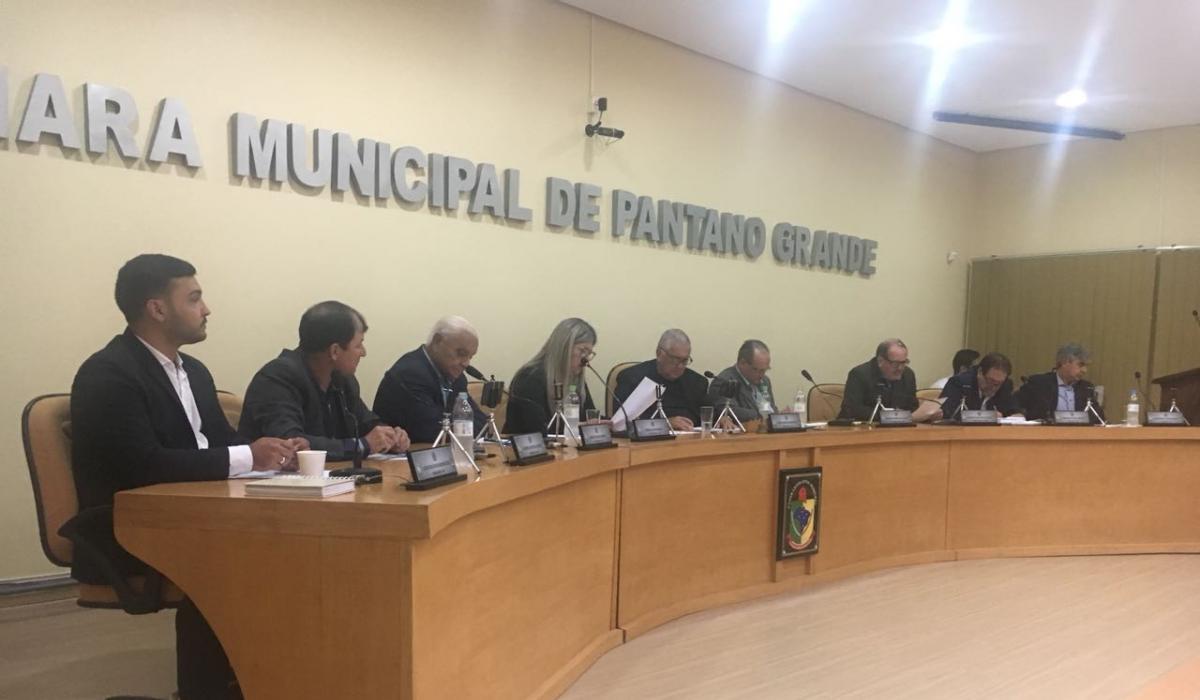 Sessão Ordinária de 20 de março de 2018